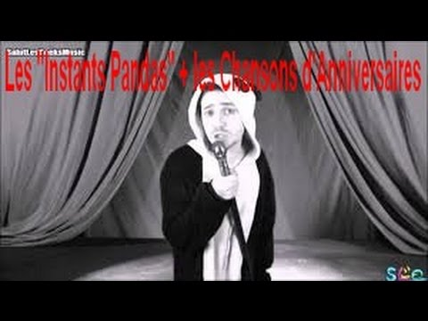 Compil' Musiques SLG - Instants Panda + Chansons d'Anniv'