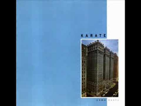 Karate - First Release