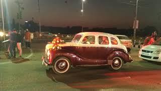 Vintage car on rent bhopal