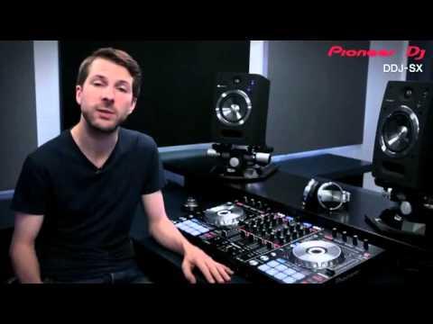 Pioneer DDJ-SX - русский обзор, новый DJ контроллер, RU