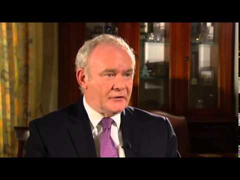 Martin McGuinness Interview (08/02/15)