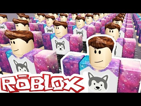 Roblox - Clone Factory Tycoon - BUILDING A CLONE ARMY!