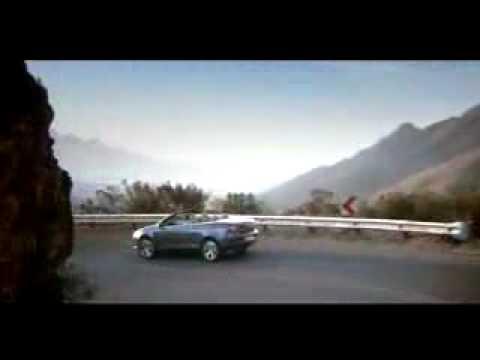 Реклама Volkswagen Eos