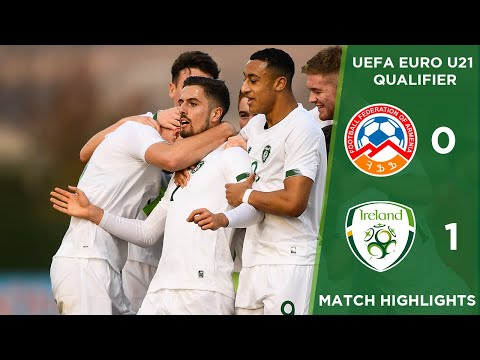 HIGHLIGHTS | Armenia 0-1 Ireland - Zack Elbouzedi strike secures important win