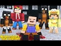 Minecraft THE MURDERED ONES   DONUT THE DOG IS THE MURDERER & MURDERS HELLO NEIGHBOUR!!