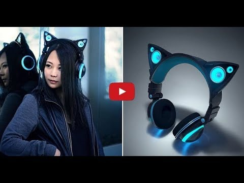 Cat Headphones Ariana Grande | Cat Headphones Review | Cat Headphones