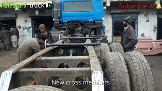 UD Nissan full renew dump truck