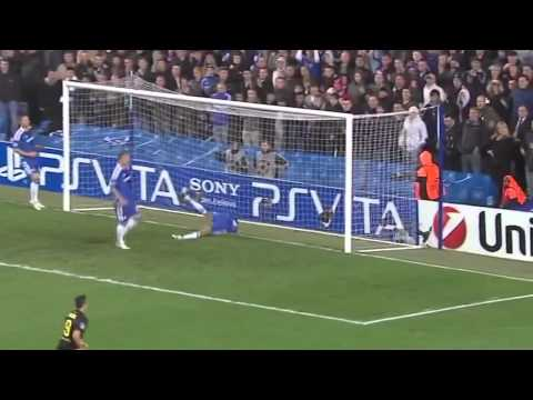 Chelsea 1-0 Barcelona Champions League Semi Final ( 1st Leg ) Full Match Highlights