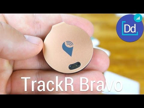 Trackr Bravo GPS Tracking Tile The best pet trackers