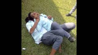 Assamese  funny  boys  hugging  in school