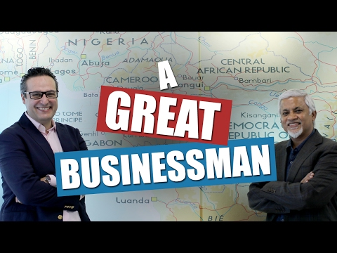 Dev Varyani : Parcours d'un homme d'affaire à succès / Journey of a successful businessman