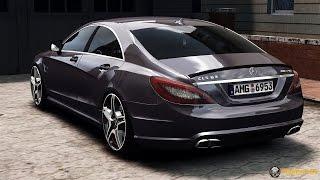 GTA 5 | Mercedes-Benz CLS 63 AMG | Mods&Cars