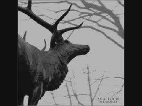 Agalloch - And The Great Cold Death Of The Earth