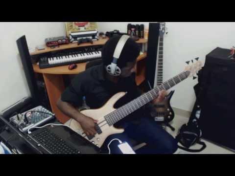 Imela - Nathaniel Bassey (bass Cover) video