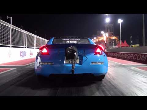 Kuwait Block 2 Racing Team z350 2jz Drag Race Round 5
