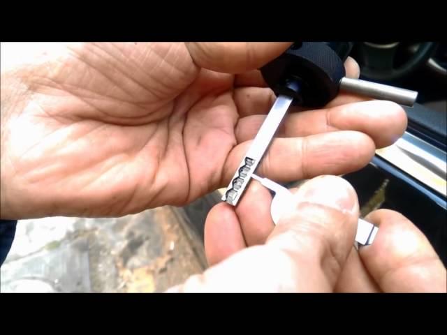 Супер отмычка-декодер открытие замка BMW 2014 - Cмотреть видео онлайн с you