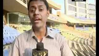 Wankhede Stadium is ready for World Cup Matches