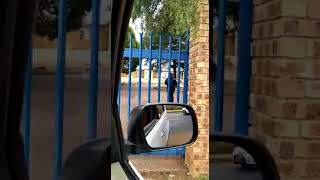 Aggression from security at Middelburg Hospital