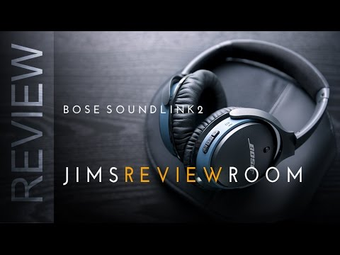 Bose Soundlink 2 Wireless Headphones - REVIEW