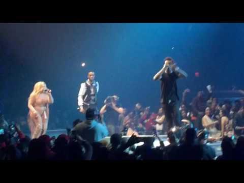 Lil Kim, 2 Milly , Desiigner , Fabolous Bad Boy Reunion Tour