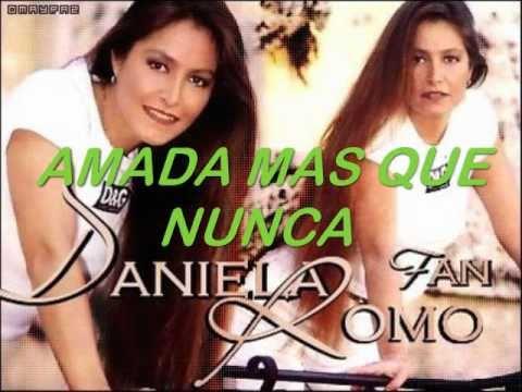 23 CANCIONES MAS LINDAS DE DANIELA ROMO 80 84 PARTE 1