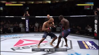 UFC 230 - David Branch Vs Jared Cannonier - UFC 3