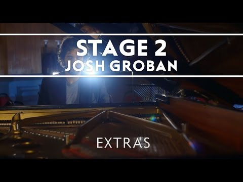 Josh Groban – Stage 2 (choosing The Songs For Stages) [extras] video
