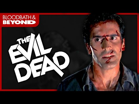 The Evil Dead (1981) - Horror Movie Review
