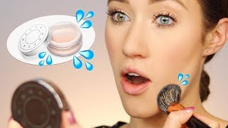NEW Setting Powder Made of 50% Water?!