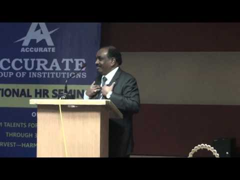 National HR-Seminar at Accurate Institute of Technology, MBA colleges in greater noida