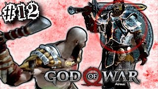 THE TIMID TRAVELER! GOD OF WAR 4 (2018) Gameplay #12