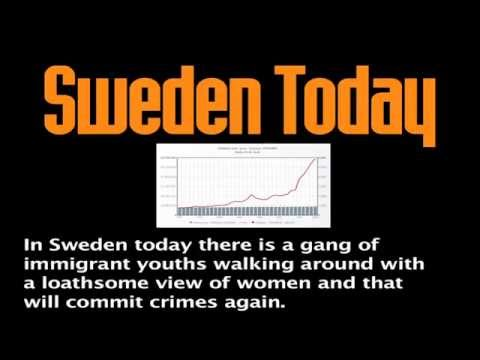 Victims Of Rape - Domestic Refugee In Sweden video