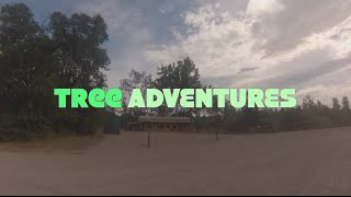 Treetop Adventure -Green #1