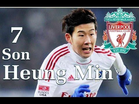 Son Heung Min ✪ Korea Wonderkid ✪ Bayer 04 Leverkusen ✪ Liverpool Transfer