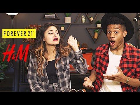 Forever 21 vs H&M – Broke Bandits