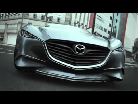  Mazda SHINARI Concept - teaser