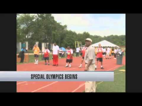 Special Olympics athletes prove their resilience
