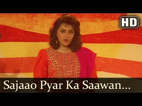 Khalnayika - Sajao Pyar Ka Sawan Kisi Ki - Sadhna Sargam - Kavita...