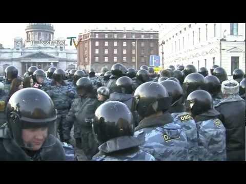 Питерский протест 5 марта 2012