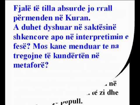 Feja Islame Shqip