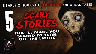 5 Scariest Stories on Reddit NoSleep Compilation ― Creepypasta Horror Story Collection 2019