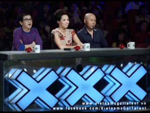 Thanh Vân - Super Bass (nicki Minaj) - Vietnam's Got Talent video