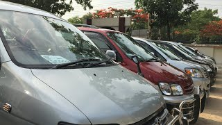 Used Car Price In Bangladesh (2019) Toyota Noha X And Noha | Used Car Price In Dhaka | Anis Vlogs