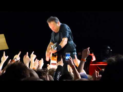 Bruce Springsteen: Shackled and Drawn 14.05.2013 Copenhagen