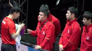 2018 ITTF Team World Cup - Ma Long v Koki Niwa