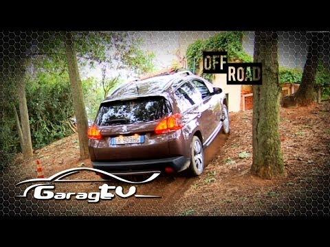 Peugeot 2008 vs. Renault Scenic XMod - Prova Off Road (GTV 3.02)
