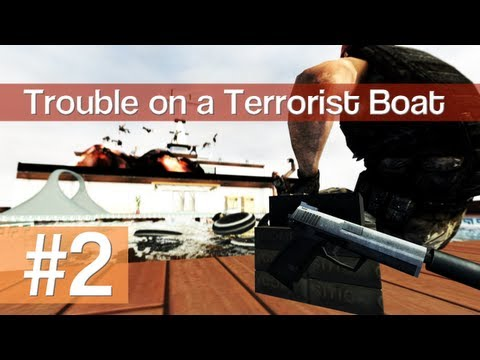 [2] Trouble on a Terrorist Boat (TTT w/ GaLm and friends)