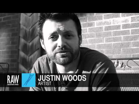 JUSTIN WOODS at RAW:Madison Marvel 04/24/2013