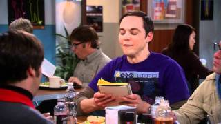 TBBT - Sheldon's epic laugh [HD/720p]