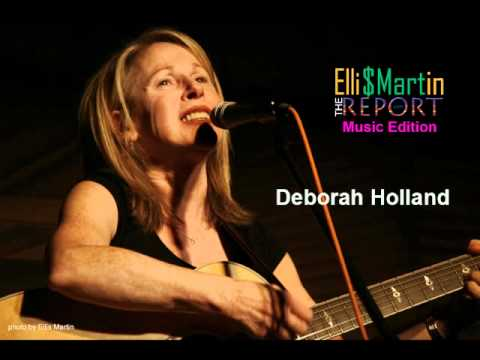 Ellis Martin Report  (Music Edition) featuring Deborah Holland